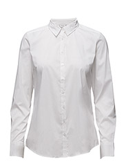 Zashirt 1 Shirt Solid - WHITE