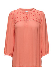 Arsweet 1 Blouse - FUSION CORAL