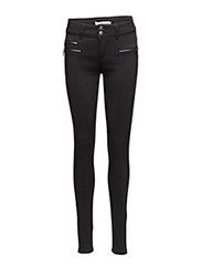 Zalin 9 Pants - BLACK