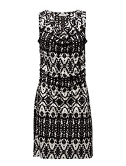 Ciwrap 1 Dress - BLACK MIX
