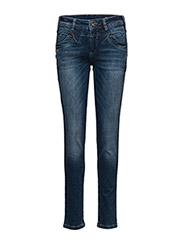 Conaja 1 Jeans - GLOSSY BLUE DENIM
