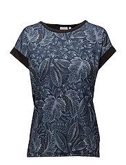 Imix 1 T-shirt - BLACK IRIS MIX