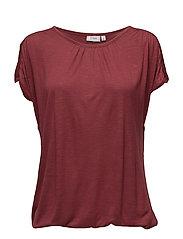 Imnice 1 T-shirt - RUBY WINE