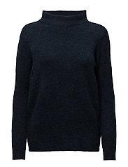 Imella 2 Pullover - DARK PEACOAT MELANGE