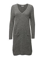 Imella 4 Dress - ASPHALT MELANGE