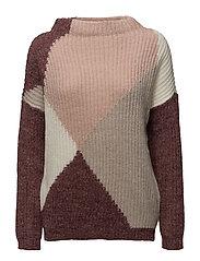 Imgan 2 Pullover - TAWNEY PORT MIX