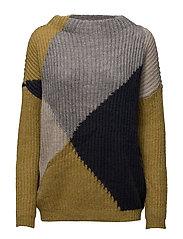 Imgan 2 Pullover - TAWNY OLIVE MIX