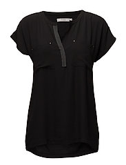 Ispus 1 T-shirt - BLACK