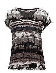 Jimix 1 T-shirt - BLACK MIX