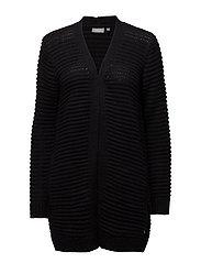 Jiline 1 Cardigan - BLACK