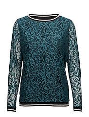 Jipullover 1 Pullover - ATLANTIC DEEP