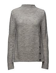 Jiline 2 Pullover - ASPHALT MELANGE