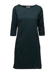 Jivar 1 Dress - ATLANTIC DEEP MIX