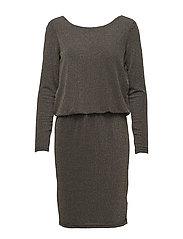Liris 2 Dress - CHAMPAGNE BEIGE MIX