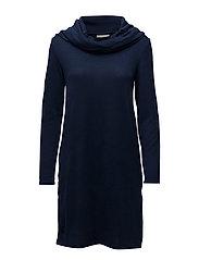 Jisoft 4 Dress - BLACK IRIS MELANGE