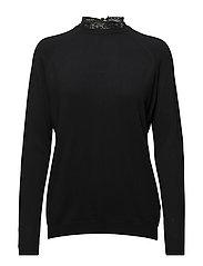 Jidot 1 Pullover - BLACK