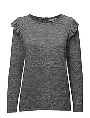 Jisoft 5 T-shirt - ASPHALT MELANGE