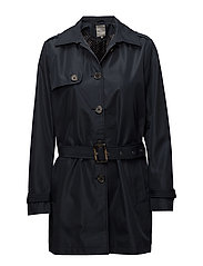 Matrench 2 Trenchcoat - DARK PEACOAT