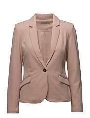 Minous 1 Blazer - MISTY ROSE MELANGE