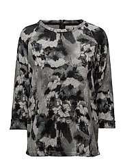 Jisoft 6 T-shirt - BLACK MIX