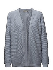 Miturned 2 Cardigan - BRUNNERA BLUE MELANGE