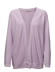 Miturned 2 Cardigan - ORCHID BLOOM MELANGE