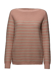 Mikoo 1 Pullover - MISTY ROSE MIX