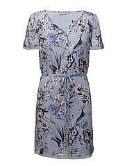Nabird 1 Dress - BRUNNERA BLUE MIX