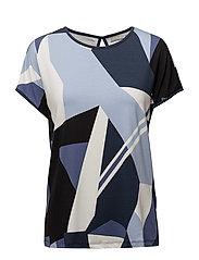 Niout 1 T-shirt - MARLIN MIX