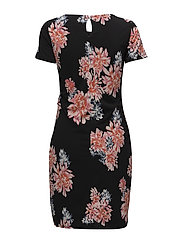 Niprint 2 Dress - BLACK MIX