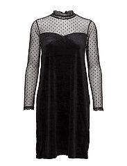 Limesh 3 Dress - BLACK