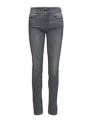 Zoi 1 Jeans - GREY SKY DENIM
