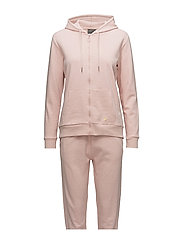 X-Muterry 1 Jogging suit - MISTY ROSE MELANGE
