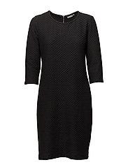 Mijaqi 2 Dress - BLACK
