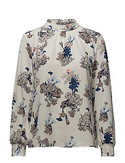 Magarden 2 Blouse - ANTIQUE MIX