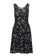 Omdotto 1 Dress - BLACK MIX