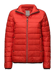 Nadown 2 Outerwear - FIERY RED