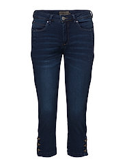 Zadenim 5 Jeans - INDIGO BLUE DENIM
