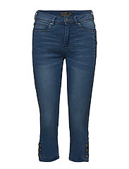 Zadenim 5 Jeans - SKYE BLUE DENIM