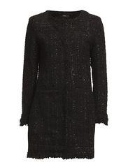 Boucle 1 Coat - Black