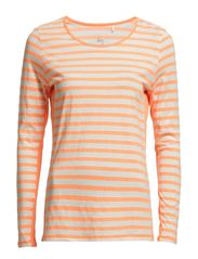 Zastripe 1 T-shirt - Coral Blush mix