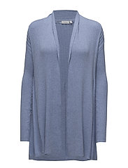 Zubasic 61 Cardigan - BRUNNERA BLUE MELANGE