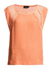 Ebmarant 1 Top - Coral Blush