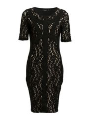 Ebla 1 Dress - Black