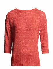 Eba 1 Pullover - Dusty coral