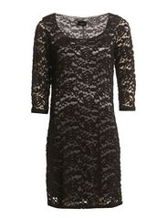 Salace 1 Dress - Black