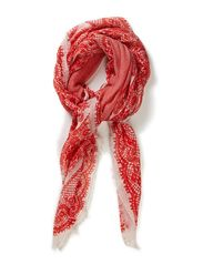 Evboho 1 Scarf - Dusty coral mix