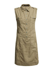 Falinen 3 Dress - Safari