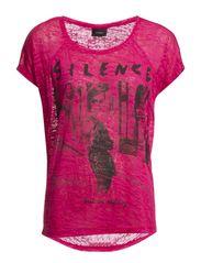 Gayork 2 T-shirt - Pink Flambe