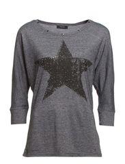Harose 1 T-shirt - Black mix
